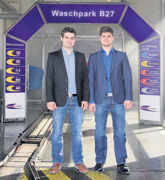 Geschäftsführung Waschpark B27